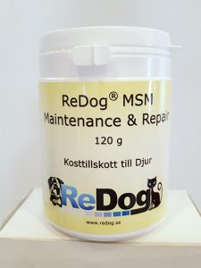 ReDog MSM Maintenance & Repair