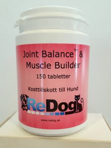ReDog Joint Balance & Muscle Builder